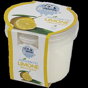 Agrisorbetto limone 500g scontronato